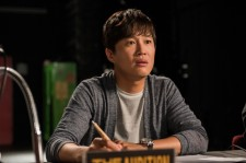 "Still image of Cha Tae-Hyun in the movie ""Because I Love You."""