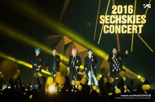 Poster of the SechKies reunion concert