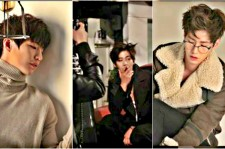 Song Jae Rim in an Urban Fashion Photoshoot