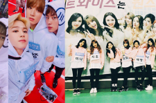 '2017 Idol Star Athletics Championships' – BTS, Twice