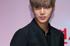 EXO's Kai in '7 First Kisses' web drama press conference in Seoul