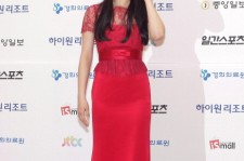 Actress Suzy of Miss A arrives for the 49th Paeksang Arts Awards on May 9, 2013 in Seoul, South Korea.