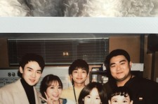 Kim Min Jae posted a polaroid photo of the cast of 'Romantic Doctor, Teacher Kim' on his Instagram account.