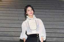 Yoona arrives at the Chanel 2015/16 Cruise Collection show on May 4, 2015