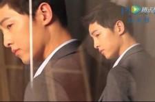160726 Song Joong Ki - Proya Cosmetics CF Making Film
