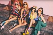 2NE1's LAST SONG