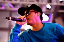 Recording artist Tablo of Epik High performs onstage during day 3 of the 2016 Coachella Valley Music & Arts Festival Weekend 2 at the Empire Polo Club on April 24, 2016 in Indio, California.