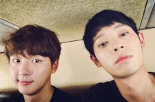 Jung Joon Young and Yoo Si Yoon
