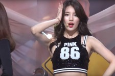 [Fancam] Suzy of miss A(미스에이 수지) LOVE SONG @M COUNTDOWN Rehearsal_150402