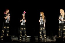 2NE1 Performs at the Aeon Concert Tour