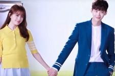 Making! Han Hyo joo Lee Jong Suk W-Two Worlds DMC Festival Challenge the Best Couple Award MV
