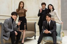 Lee Dong Wook, Yoo In Na, Sung Jae, Kim Go Eun, and Gong Yoo posed for the pictorial of tvN drama 'Goblin'.