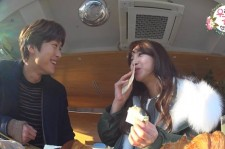 Gong Myung and Jung Hye Sung on 'We Got Married'