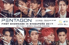 PENTAGON Coming To Singapore On February 11 For Their First Showcase