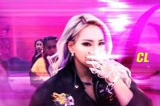 CL latest photo has been involved in a controversy.