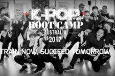 The Academy's Kpop Boot Camp Australia