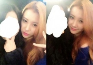 Sunmi Updates Fans With Dazzling Picture