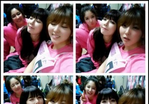 4minute Sohyun-HyunA-Jihyun Picture in Team Uniform, 'Cute 3-Hyun'