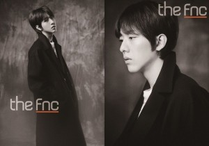 CNBLUE Lee Jung Shin Reveals Handsome Black and White Photo