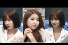 GFRIEND(여자친구) Eunha(은하) wanna be sexy