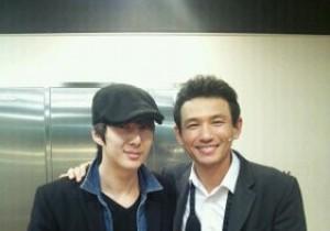 kim hyung joon hwang jung min picture