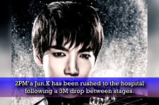 Jun.K informed his current condition on twitter.
