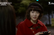 Go Ara talked about her hard time and her turning point in acting career.