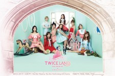 "TWICE To Perform Live For The 1st Time In Singapore With 1st World Tour ""TWICELAND'"