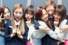 I.O.I mini-reunion