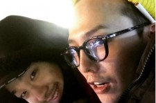 G-Dragon and Taeyang