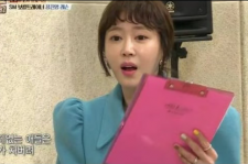 Kang Ye Won showed progress in singin on