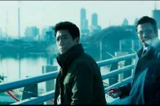 Jang Dong Gun and Kim Myung Min on the new still cut of