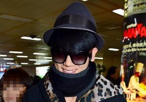 Airport Fashion: ZEA's Park Hyung Sik