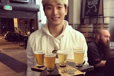 Jinwoon revealed his drinking habit with Yenny on