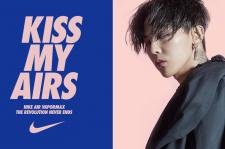 G-Dragon Nike