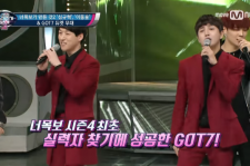 GOT7 chose the right singers on
