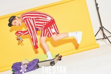 B-Bomb for 'The Star'