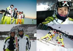 Actor Lee Ki Woo Reveals his Leadership for Celebrity Ski Team, 'A11'
