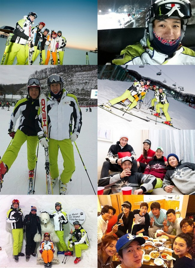 Actor Lee Ki Woo Reveals his Leadership for Celebrity Ski Team, 'A11'key=>0 count1