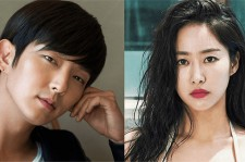 Lee Joon Gi and Jeon Hye Bin