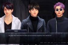 BTS Video Game