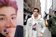 Rap Monster and The Chainsmokers