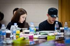 Kim Tae Hee Script Reading Along with Yoo Ah In, 'Looking Beautiful'