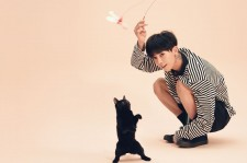 G-Dragon 8 SECONDS summer campaign