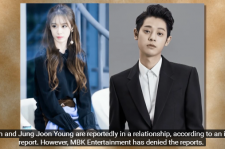 Jung Joon Young and Jiyeon denied to be in a relationship.