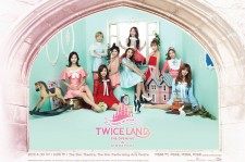 "TWICE To Hold 1st World Tour ""TWICELAND' In Singapore On 29 April"