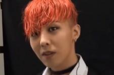 G-Dragon Shows Preparedness For Military Enlistment