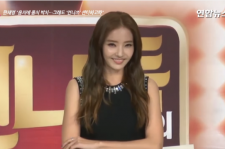 Han Chae Young shared her experience being part of reaity TV show for the first time.