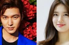 Lee Min Ho & Suzy Bae
