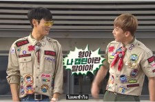 Run BIG BANG Scout T.O.P. and Seungri